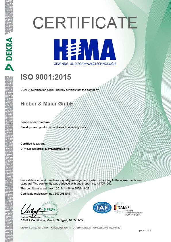 Zertifikat_Rezert_ISO 9001_2015_engl
